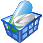 Drug-basket-icon